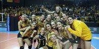 VakıfBank Kadın Voleybol Takımı üst üste yedinci kez yarı finalde