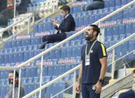 Fenerbahçe'de Volkan Demirel'in maç sonu görüntüsü olay oldu!