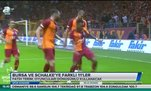 Bursa ve Schalke'ye farklı 11'ler