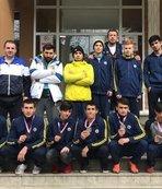 Fenerbahçe Boks Şubesi sporcuları yarı finalde