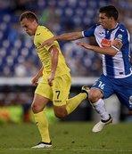 Villarreal puan kurtardı
