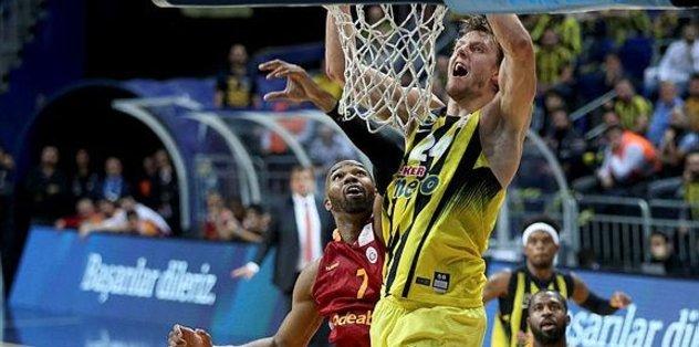 Potada derbi heyecanı! Galatasaray - Fenerbahçe Beko maçı ne zaman saat kaçta ve hangi kanalda?