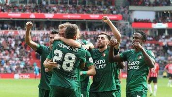 Orkun'lu Feyenoord derbiyi kazandı!