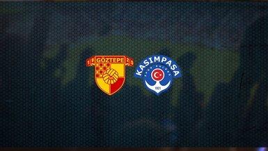 Göztepe - Kasımpaşa maçı ne zaman, saat kaçta ve hangi kanalda canlı yayınlanacak?   Süper Lig
