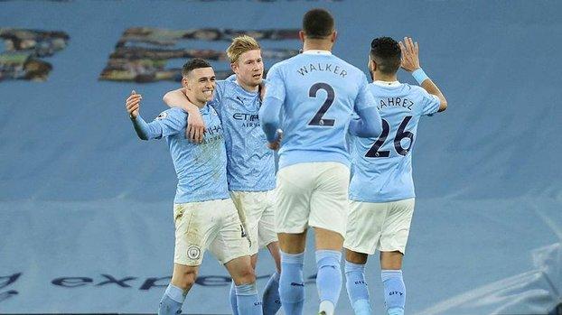 Manchester City Southampton 5-2 (MAÇ SONUCU - ÖZET) #