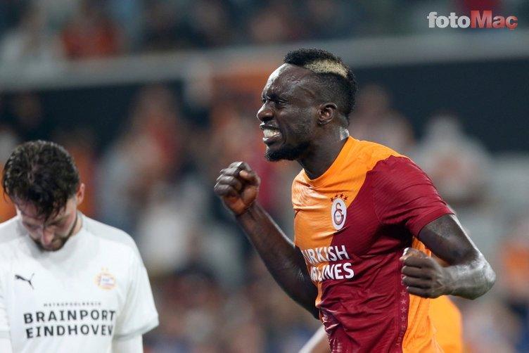 Son dakika Galatasaray transfer haberi: Yılın transfer süprizi! Diagne'nin yeni adresi...