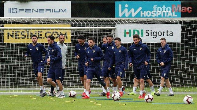 Fenerbahçe'den zoraki rotasyon! İşte Yanal'ın santrfor kararı