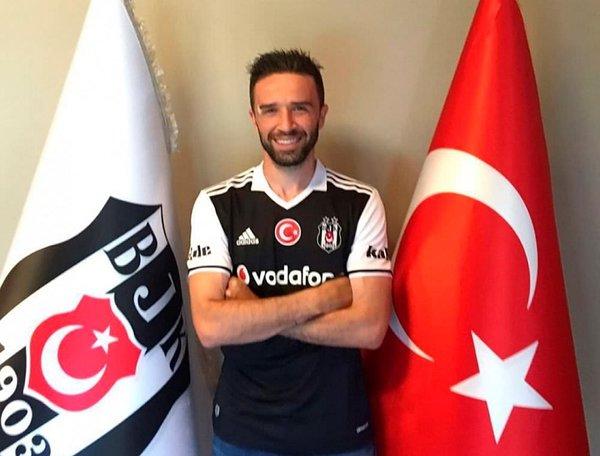 Gökhan Gönül, Beşiktaş'ta