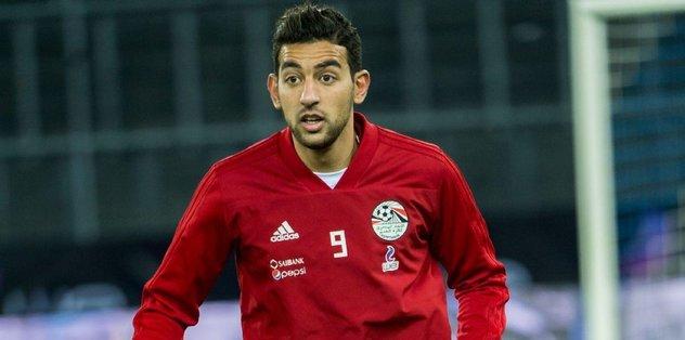 Ahmet Hassan yedek listede