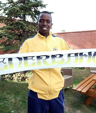 Fenerbahçe'ye şampiyon atlet