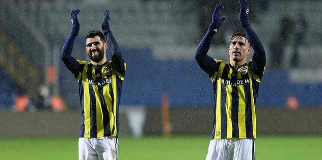 Rusya'da 3 Fenerbahçeli