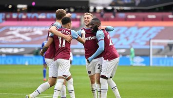 West Ham Leicester'i eli boş gönderdi!