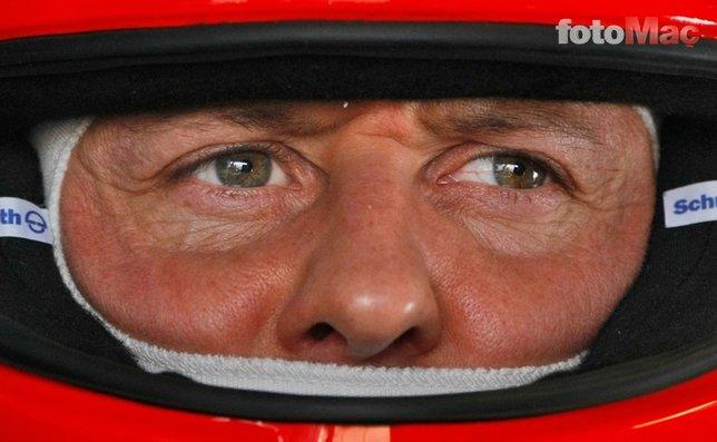 Gündem değiştirecek haber! Michael Schumacher apar topar...