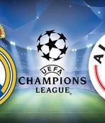 Real Madrid Ajax maçı ne zaman saat kaçta? Eksik oyuncular, yayın bilgileri...