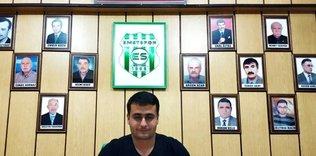 Emetspor'da başkan değişti!