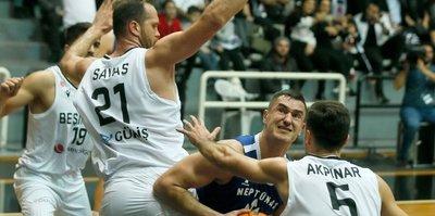 Beşiktaş play-off'u garantiledi
