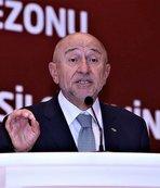 TFF Başkanı Nihat Özdemir'den yeni sezon öncesi açıklama