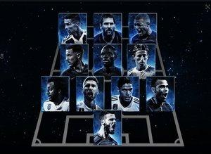 FIFA Yılın En İyileri'ni belirledi! İşte yılın futbolcusu...