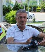 Ahmet Ağaoğlu: Yarışa devam edeceğiz
