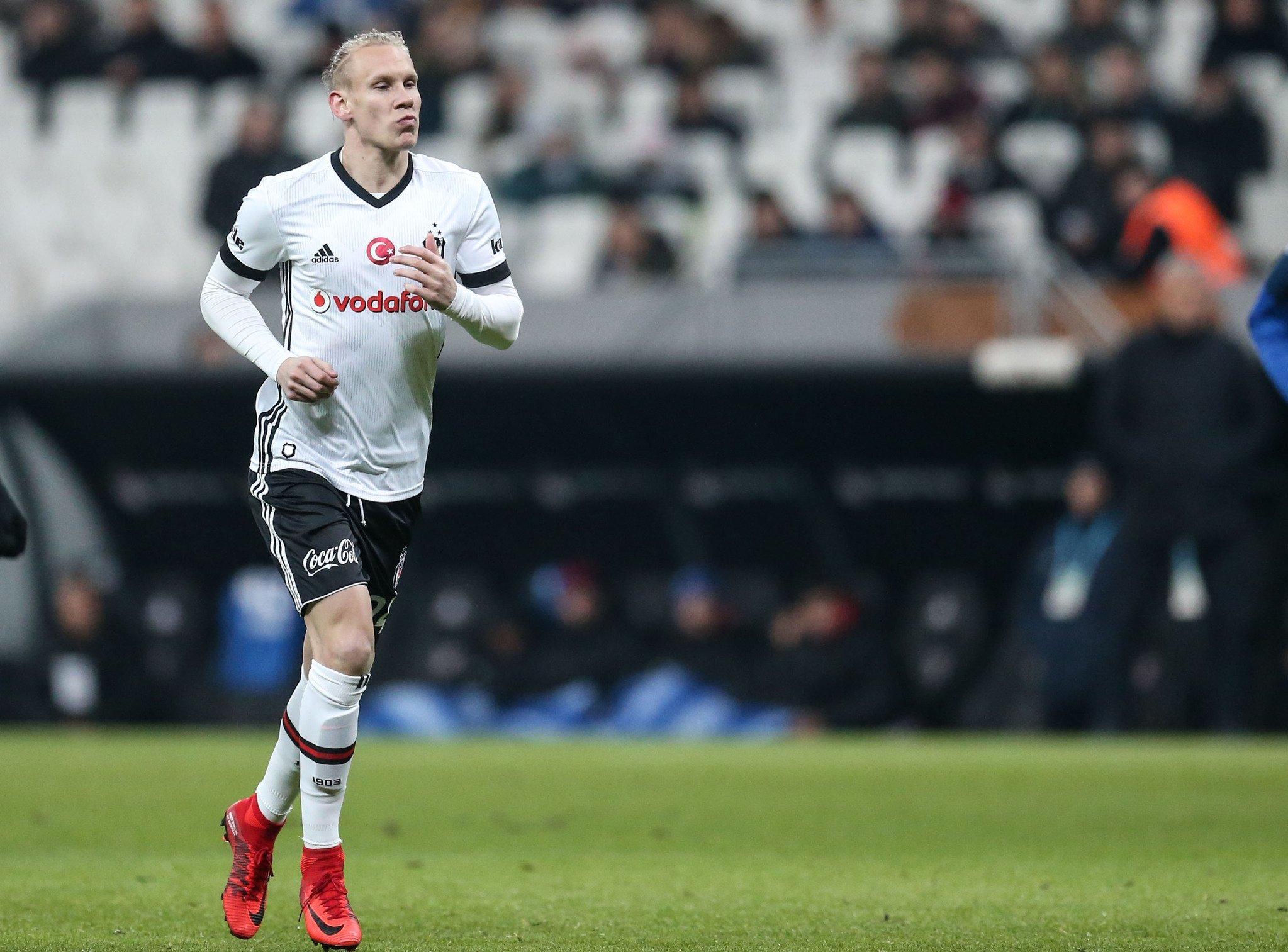 Domagoj Vidaya Dinamo Kievden sürpriz teklif: Kapımız açık