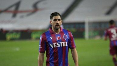 Son dakika spor haberleri: Trabzonspor'da Bakasetas'tan dikkat çeken paylaşım! Dirsek darbesi...