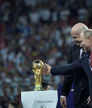 Rusya, Dünya Kupası'ndan dev gelir elde etti
