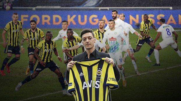 Spor yazarları Fenerbahçe-Çaykur Rizespor maçını yorumladı! #