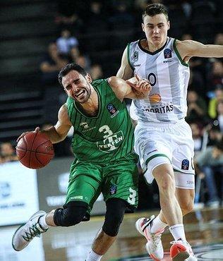 Basketbolda Türk gecesi
