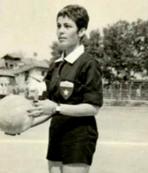 FIFA tescilledi! İlk kadın hakem Türk