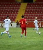 Kayserispor ile Adana Demir yenişemedi
