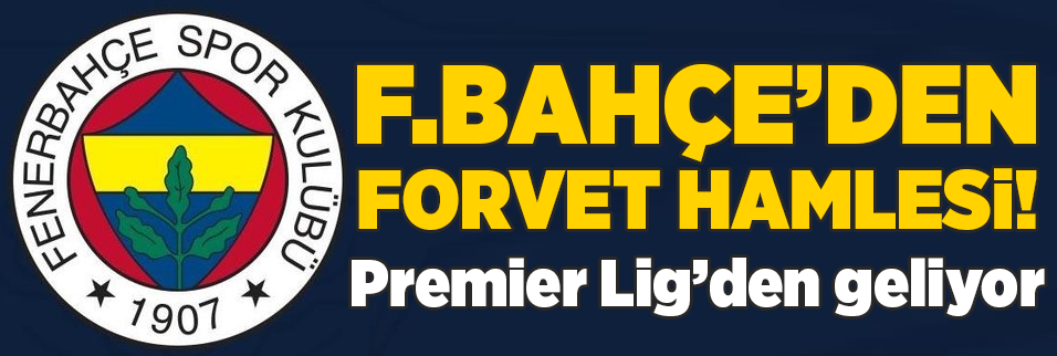 fenerbahceden forvet hamlesi premier ligden geliyor 1596217286245 - Fenerbahçe'nin yeni transferi Darri için flaş sözler! Emre Belözoğlu...