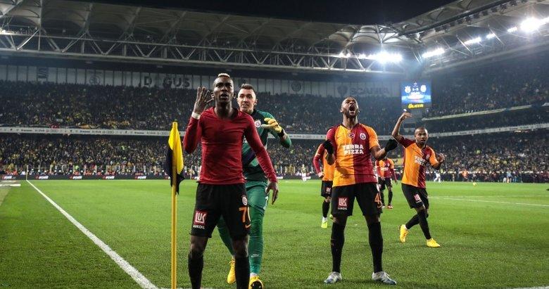 Galatasaray kazandı sosyal medya yıkıldı!