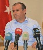 Bursaspor'dan 'hayırlı olsun' ziyareti