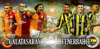 Galatasaray - Fenerbahçe | Canlı Anlatım