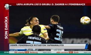 "Turgay Demir: ""Bu mağlubiyet Cocu'ya yazılır"""