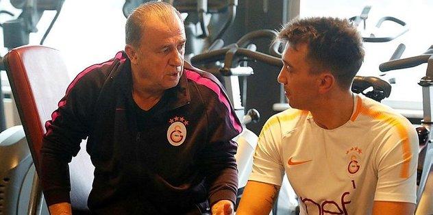 Fatih Terim'in zor kararı! Muslera... Galatasaray son dakika haberleri