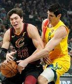 Ersanlı Bucks, Cedili Cavaliers'ı yendi