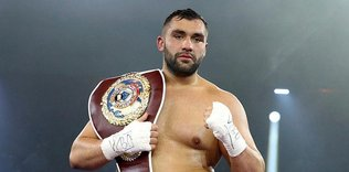 Ali Eren Demirezen Las Vegas'ta ringe çıkıyor