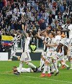 İtalya'da Juventus Fransa'da PSG ipi göğüsledi
