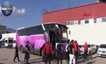 Takım otobüsüne almadılar! Futbolcular kalakaldı...