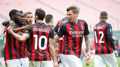 Milan - Genoa: 2-1 (MAÇ SONUCU - ÖZET)