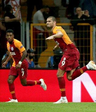 Galatasaray'ın skor yükünü Rodrigues ve Eren sırtladı