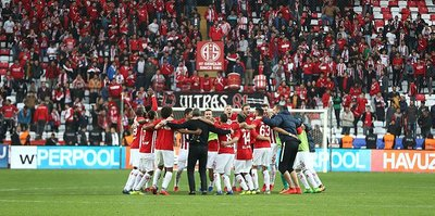 """Antalyaspor: """"Fenerbahçe'den çekinmiyoruz"""""""