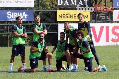 İşte Fenerbahçe'nin Ankaragücü 11'i