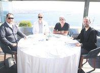 """Futbol otoriteleri derbi maçlarını masaya yatırdı! """"Falcao Trabzon'u şampiyon yapar"""""""