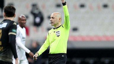 Son dakika spor haberi: Ankaragücü - Galatasaray maçının VAR hakemi Cüneyt Çakır oldu