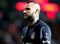 Beşiktaş'ta Quaresma, Malmö karşısında kırmızı kartla takımını yalnız bıraktı! Bunu hep yapıyor...