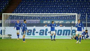 Schalke evinde mağlup!