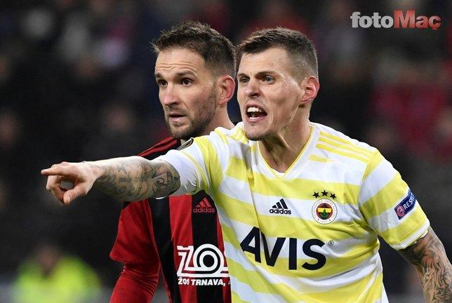 Fenerbahçe'de Skrtel'in yerine dünya yıldızı!