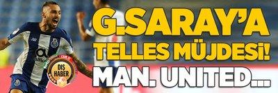 G.Saray'a Telles piyangosu! Man United...